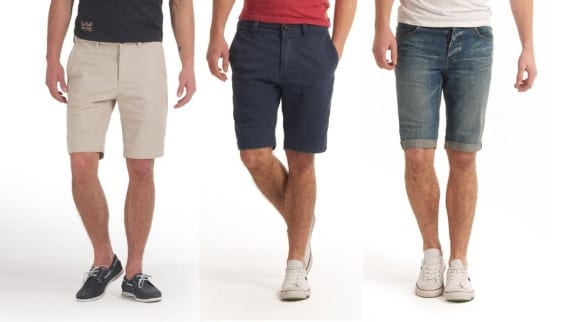 Pantalones cortos Superdry