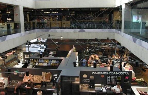 Mercado de San Antón