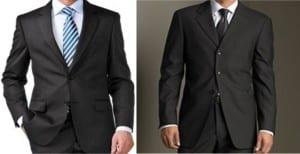 ¿Cómo saber si te conviene un traje de dos o tres botones?