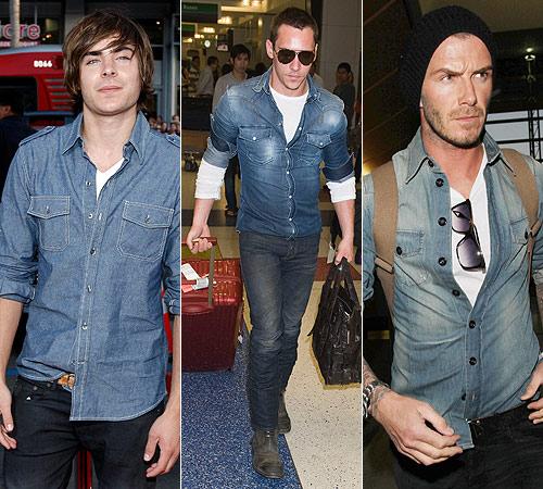 Tendencias en camisas masculinas para el 2013