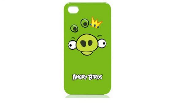 Funda de movil Angry Birds