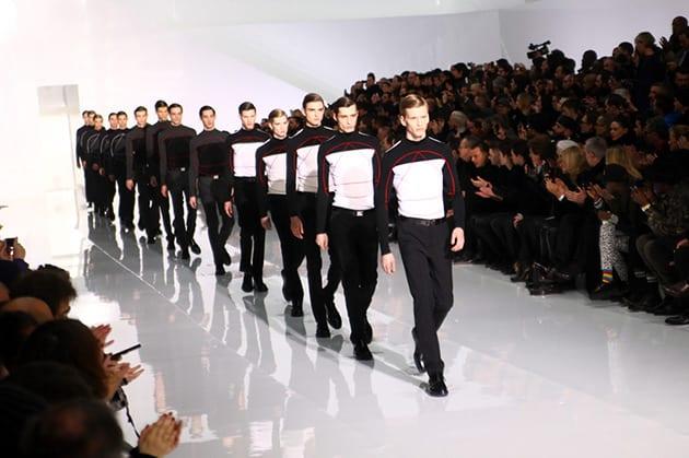 Dior Homme en la Semana de la Moda Masculina de París