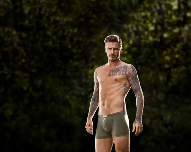 Bodywear by David Beckham para H&M