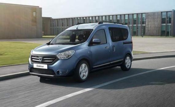 Nuevo coche Dacia