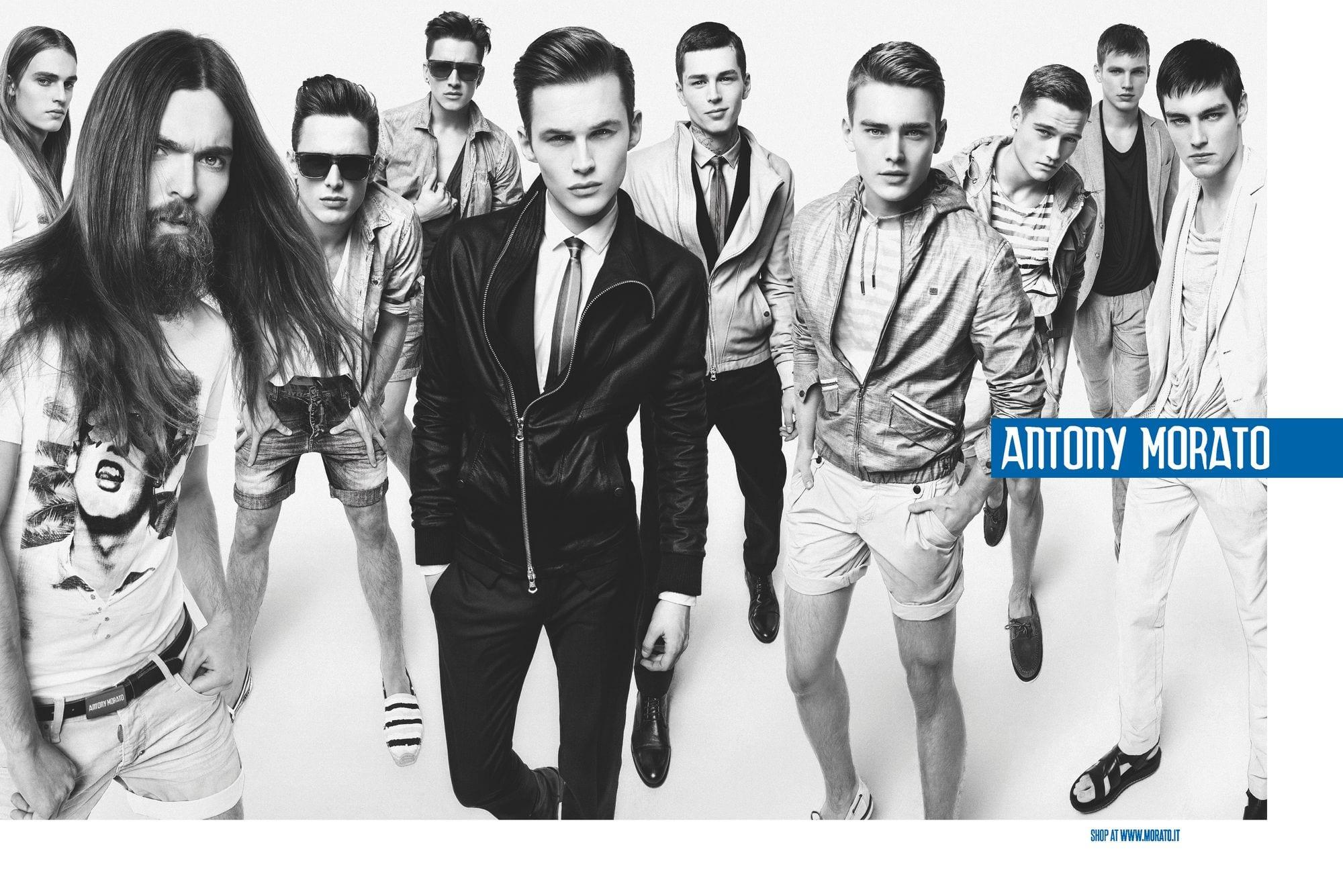Colección primavera verano 2013 de Antony Morato