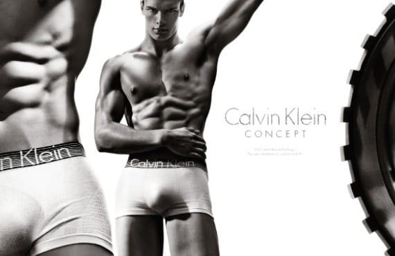 Línea Concept de Calvin Klein