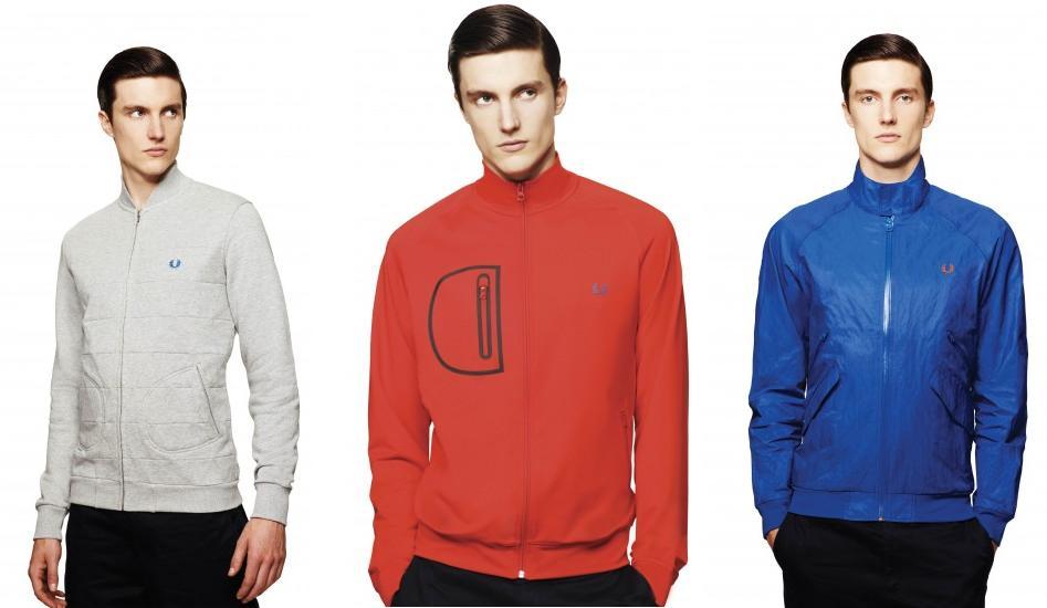 Cápsula Sportwear de Fred Perry para hombre