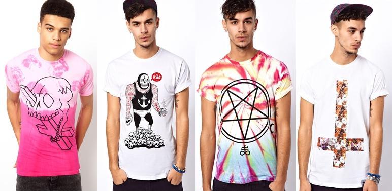 Camisetas primavera verano 2013 de Abandon Ship