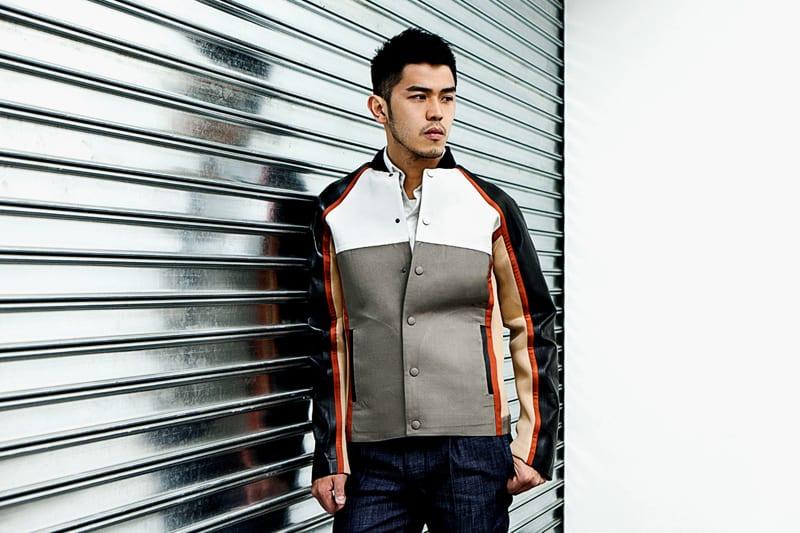 Moda masculina de Valentino para primavera 2013
