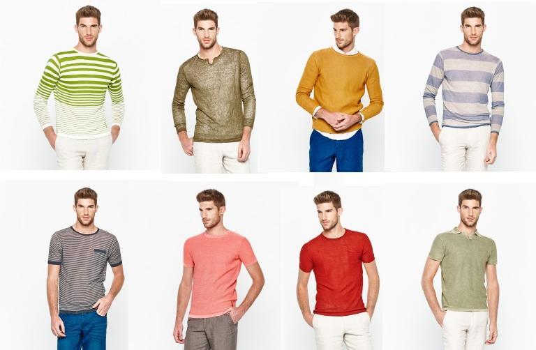 Moda masculina de Adolfo Dominguez para Primavera Verano 2013