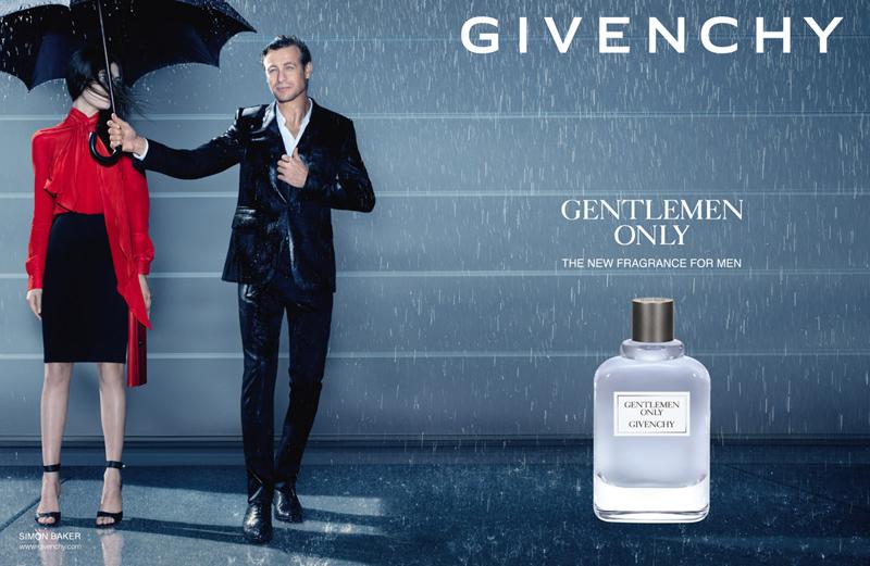 Gentlemen Only, la nueva fragancia masculina de Givenchy