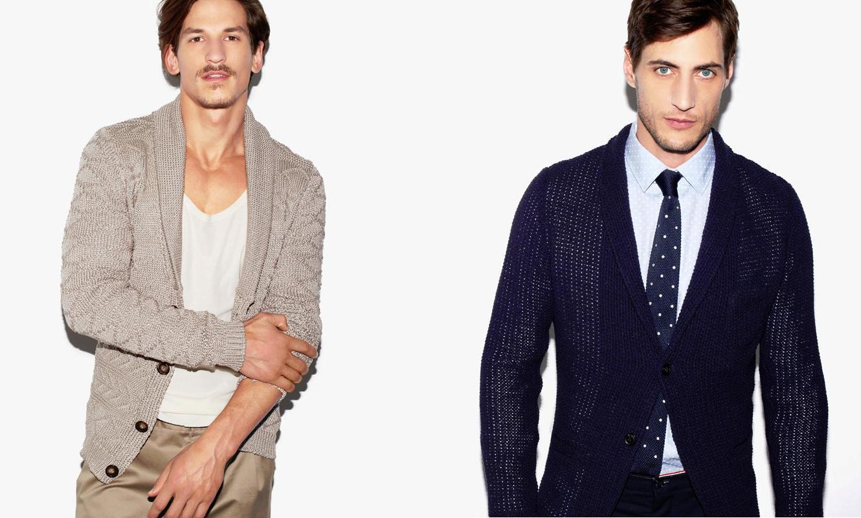 Zara hombre Primavera 2013 Colores simples y diseños elegantes 2