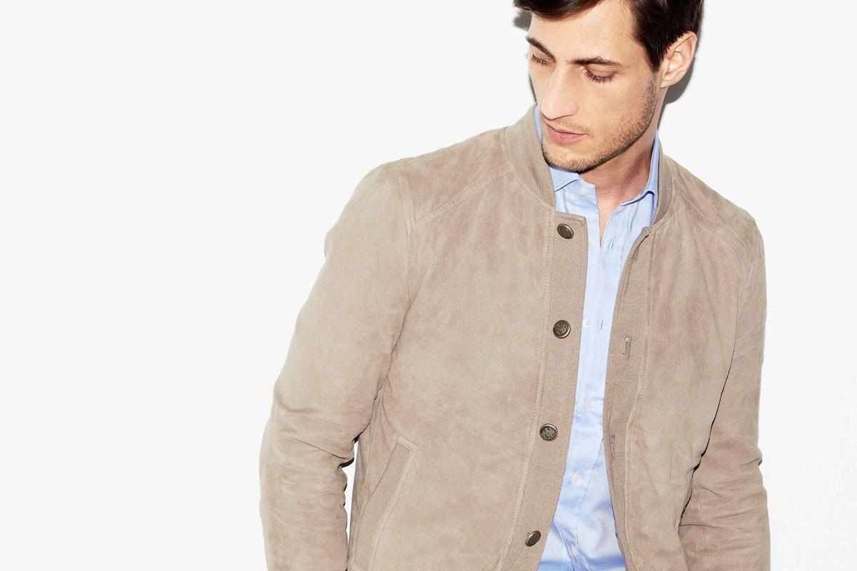 Moda masculina de Zara para la Primavera 2013