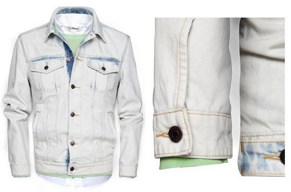chaqueta vaquera primavera 2013