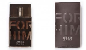 Zara For Him, perfumes masculinos low cost