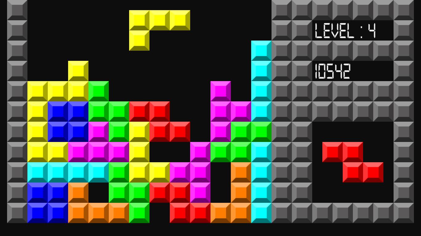 El juego del tetris incrementa la inteligencia y reduce el estrés