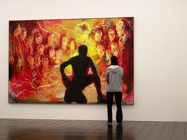 El Arte y la felicidad de los hombres
