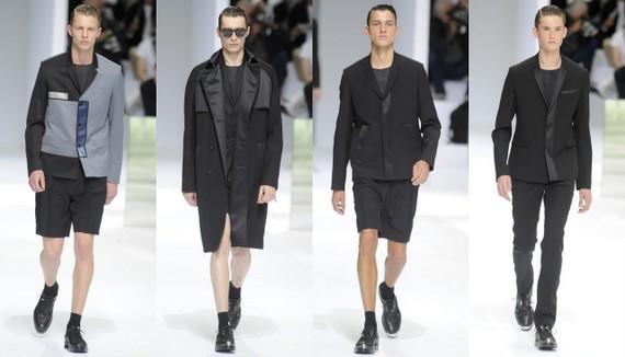 Dior Homme primavera-verano 2014