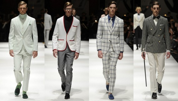 Hackett london primavera 2014