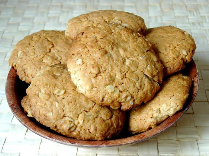 Receta de galletas de cereal