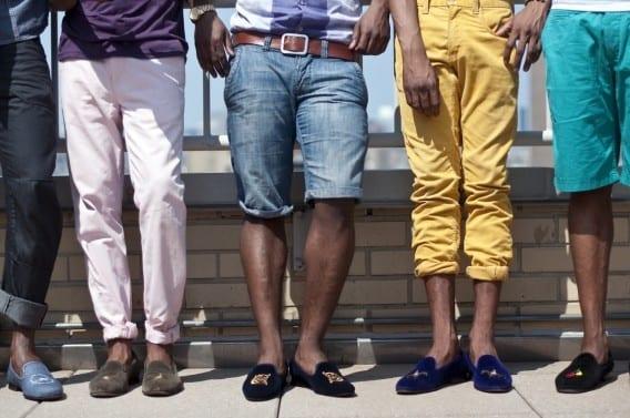 Los slippers, toda una tendencia en calzados masculinos
