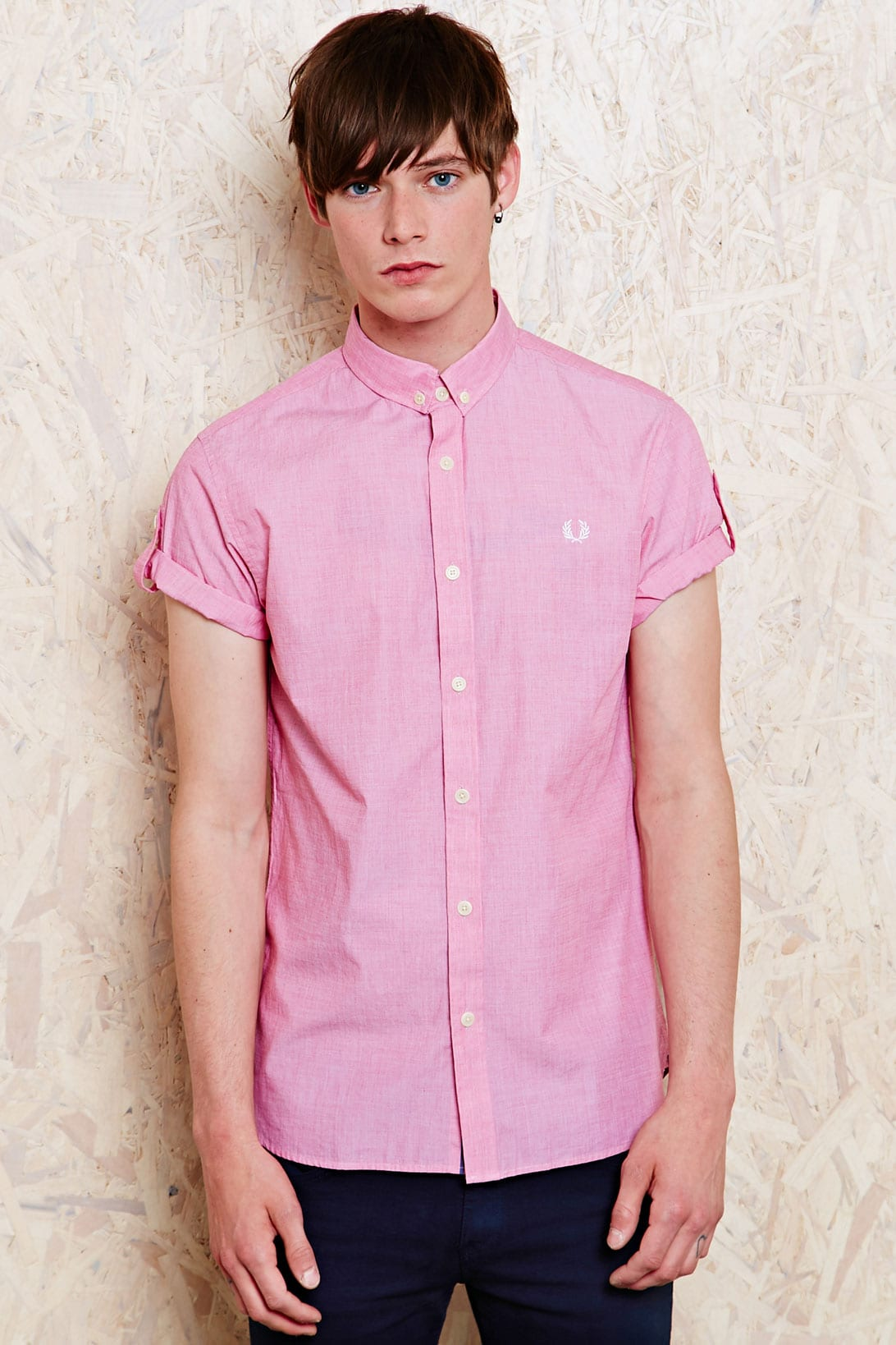 Camisa rosa de Urban Outfitters
