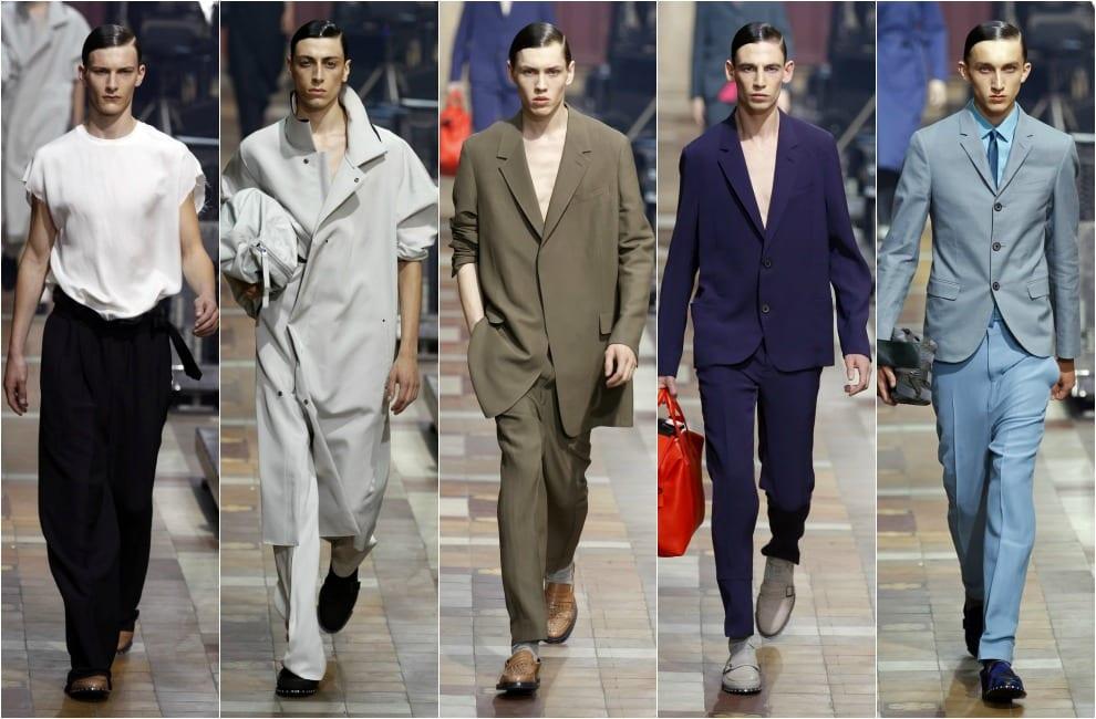 Lanvin primavera-verano 2014 de moda masculina