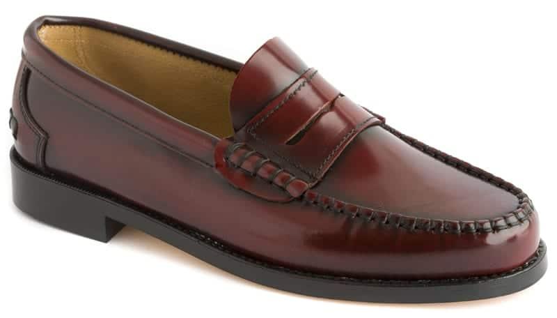 Ventajas de los zapatos de cuero para hombres