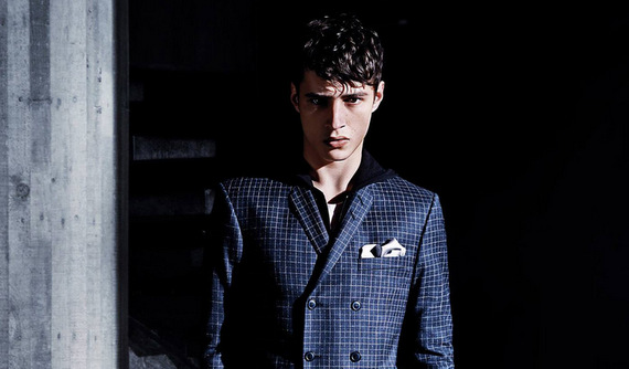 Tiger of Sweden campaign fall 2013