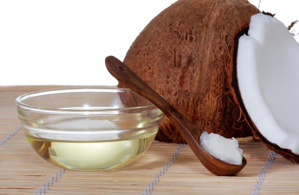 Crema de coco para el cabello masculino