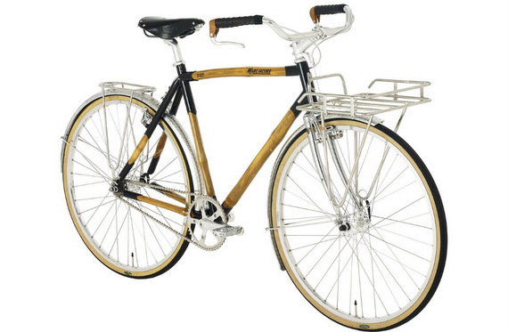 Marc Jacobs bici bambú
