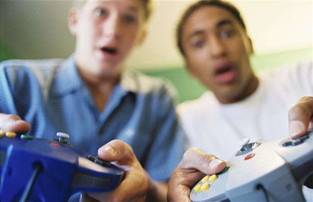 Beneficios de jugar a los videojuegos