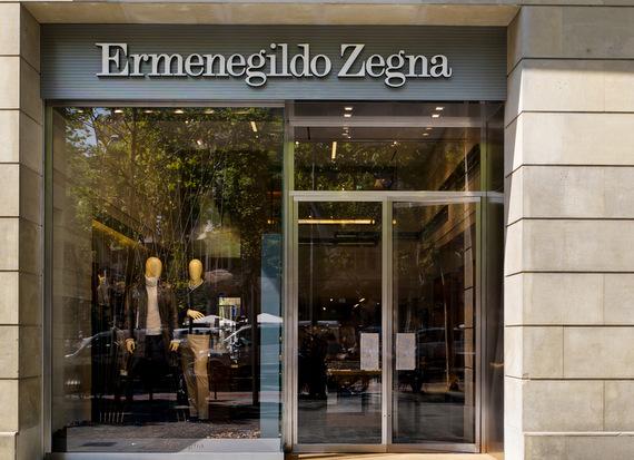 Zegna Store Barcelona