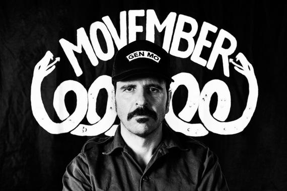 Arregalr bigote Movember 2013