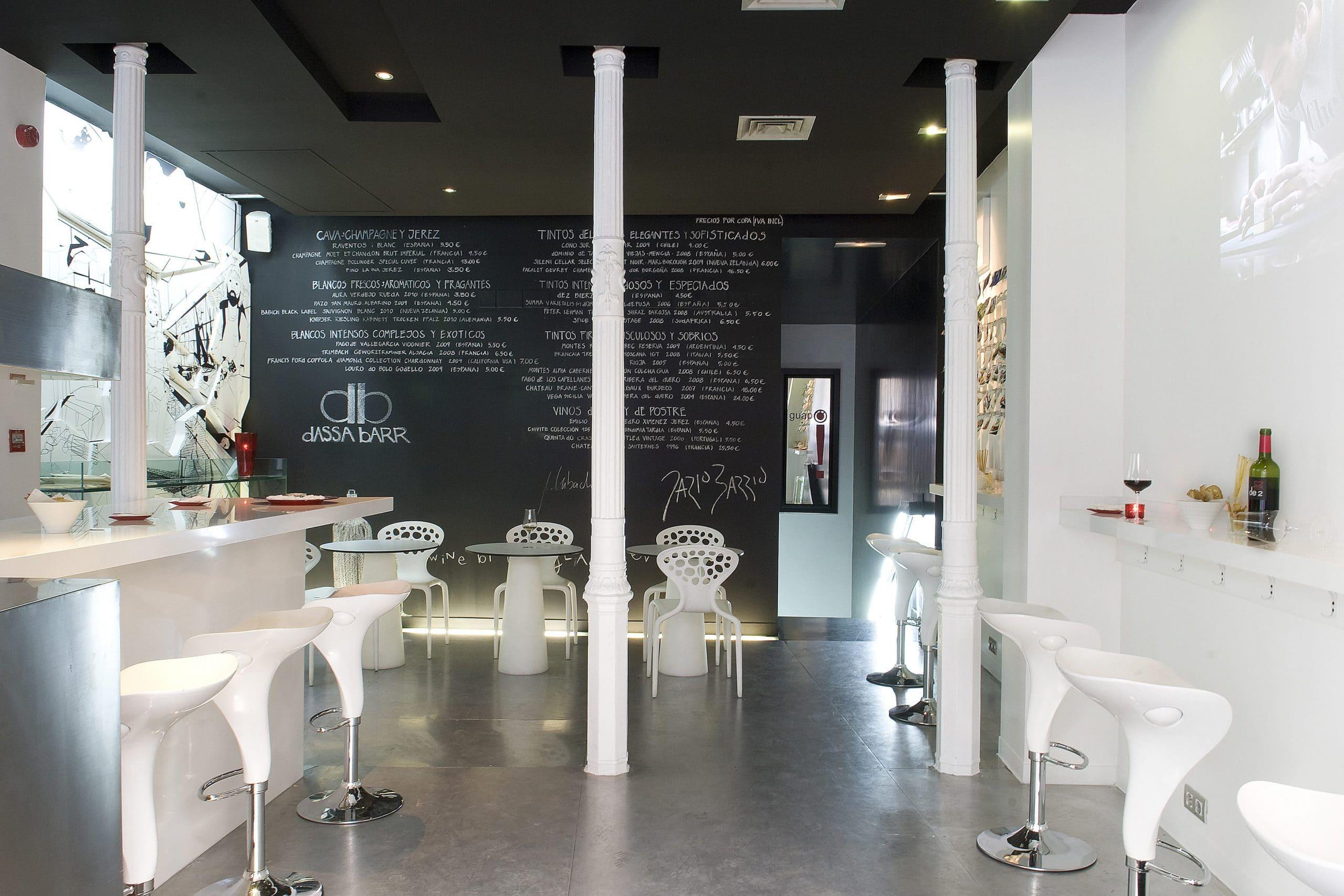 5 restaurantes en madrid que no te puedes perder - Decoracion de bares de tapas ...
