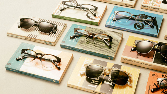 Warby Parker gafas