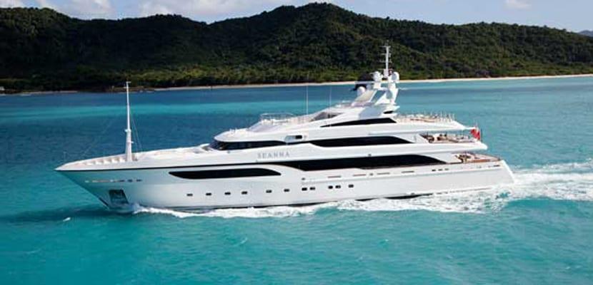 Seanna-yacht