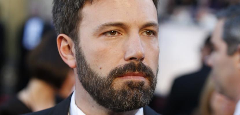 Ben Affleck con barba