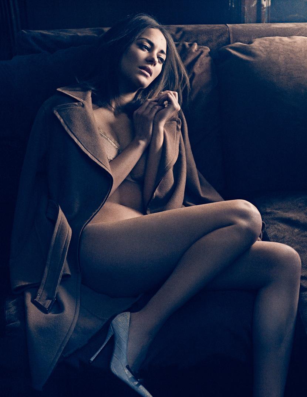 Marion Cotillard en Interview Magazine