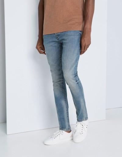 Jeans Skinny Fit de Bershka