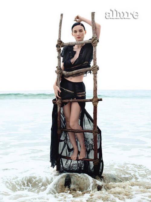 Rooney Mara en la revista Allure