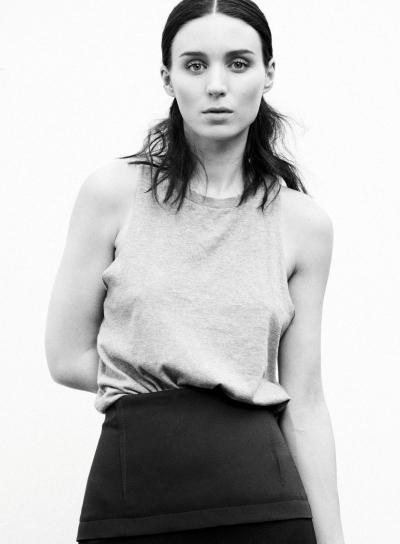 Rooney Mara en Elle