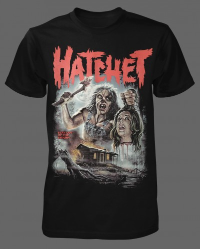 Camiseta de 'Hatchet'