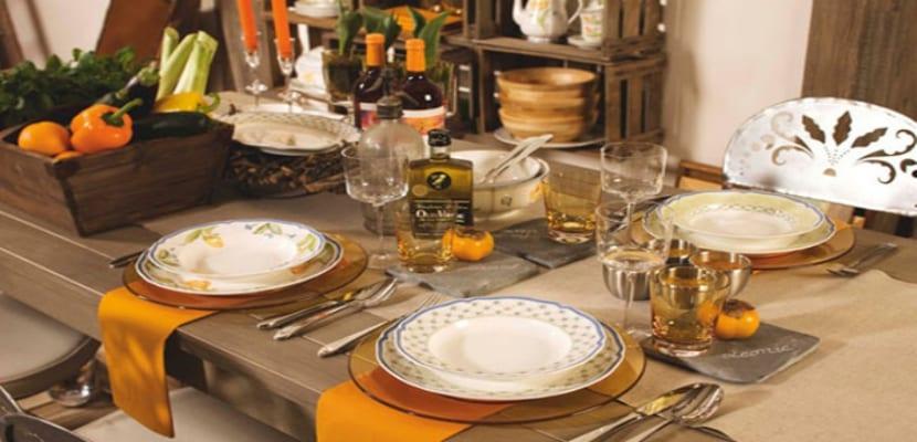 Consejos a la hora de decorar una mesa para cenar con los amigos - Cena con amigos en casa ...