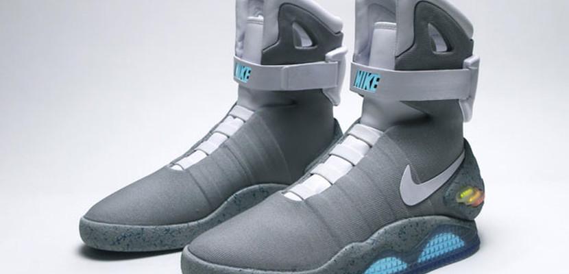Nike de 'Regreso al futuro'
