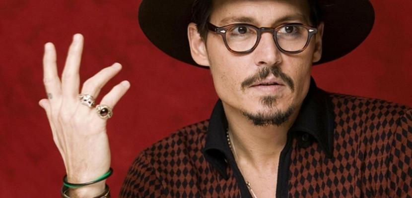 Anillos de Johnny Depp