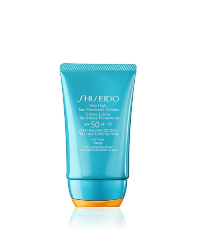 Shiseido factor 50