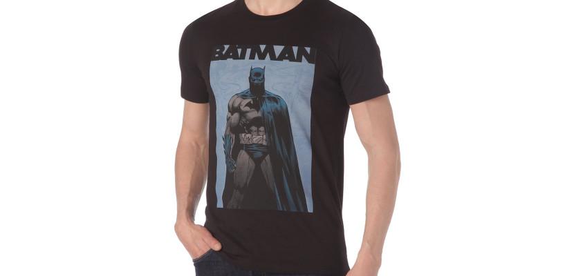 Camiseta del cómic de Batman