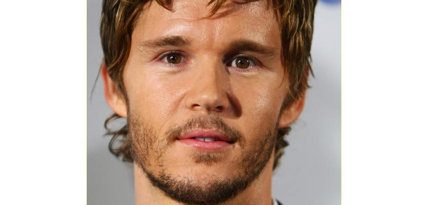 Ryan Kwanten con barba