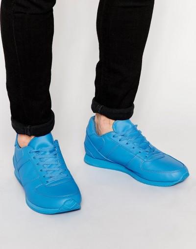 Zapatillas azules de ASOS